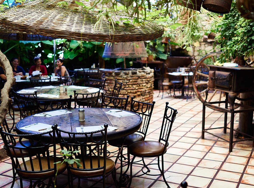 Restaurante El Nido