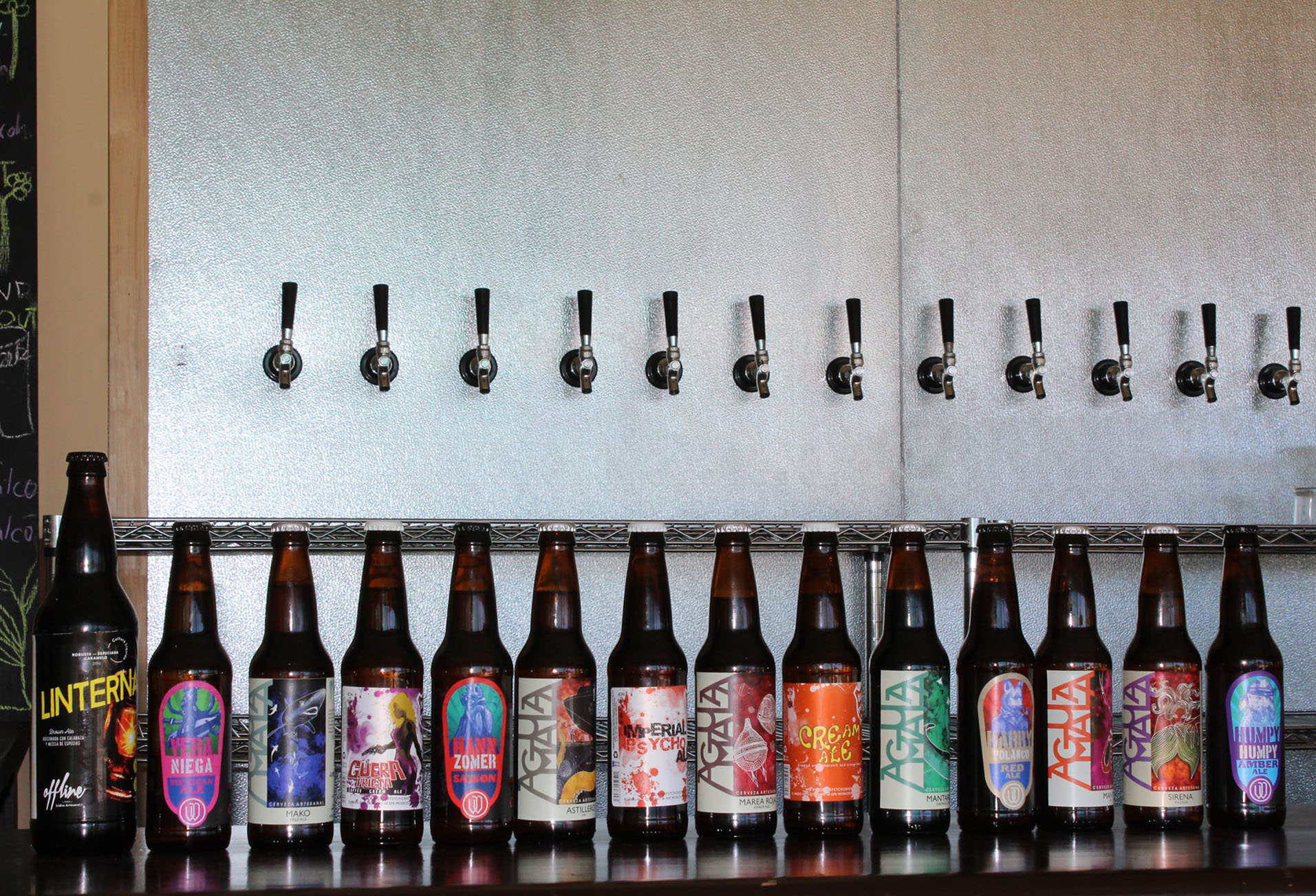 5 spots for a cold craft beer in Rosarito