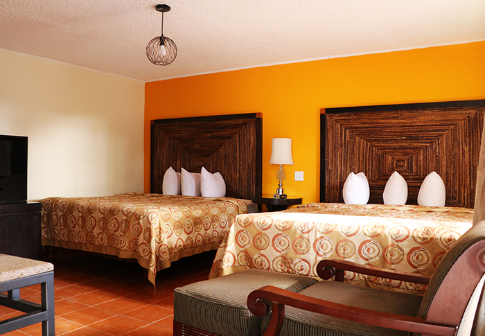 Hotel Hacienda Don Luis doble