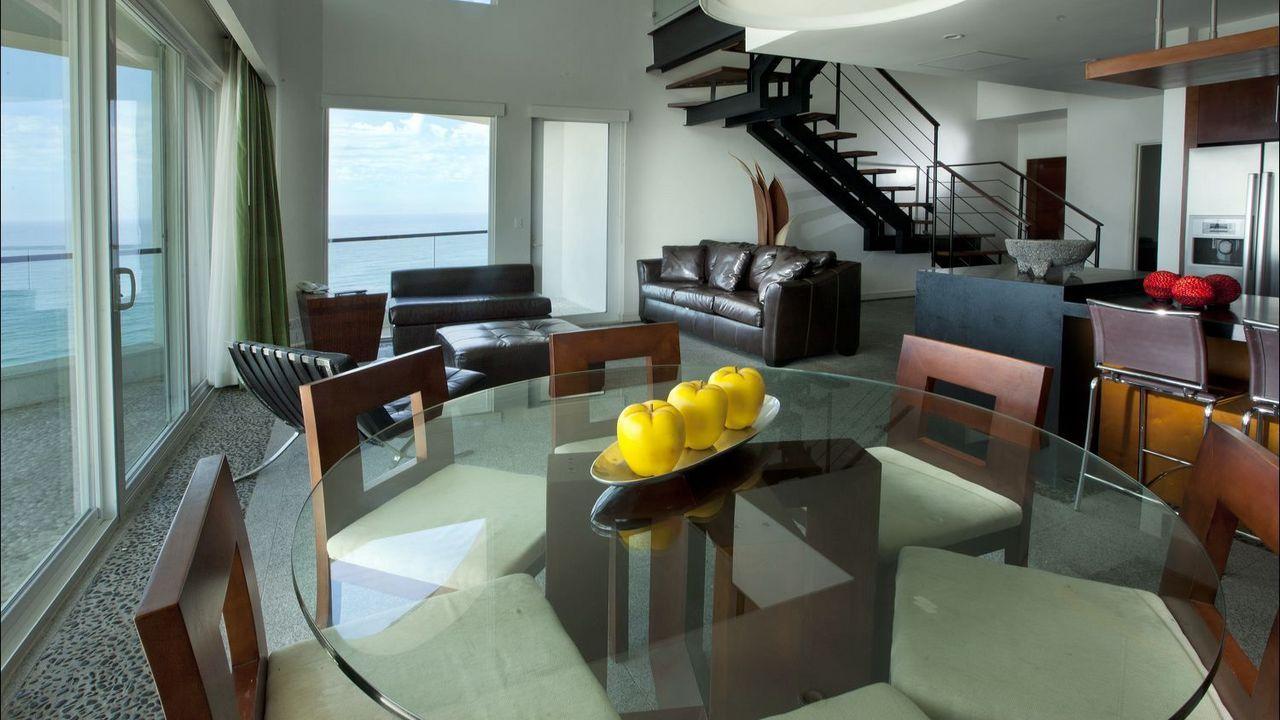 Hotel Rosarito Beach suite