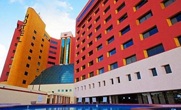 Hotel Corona Plaza, Rosarito Baja California