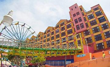 Hotel Festival Plaza, Rosarito Baja California