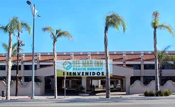 Hotel Del Mar, Rosarito Baja California