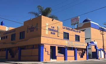 Hotel Mediterráneo, Rosarito Baja California