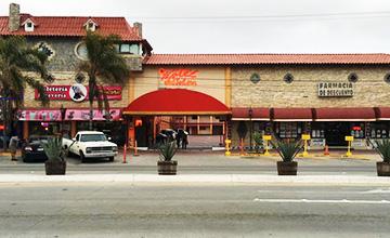 Hotel del Sol, Rosarito Baja California