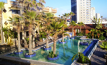 Hotel Los Pelícanos, Rosarito Baja California