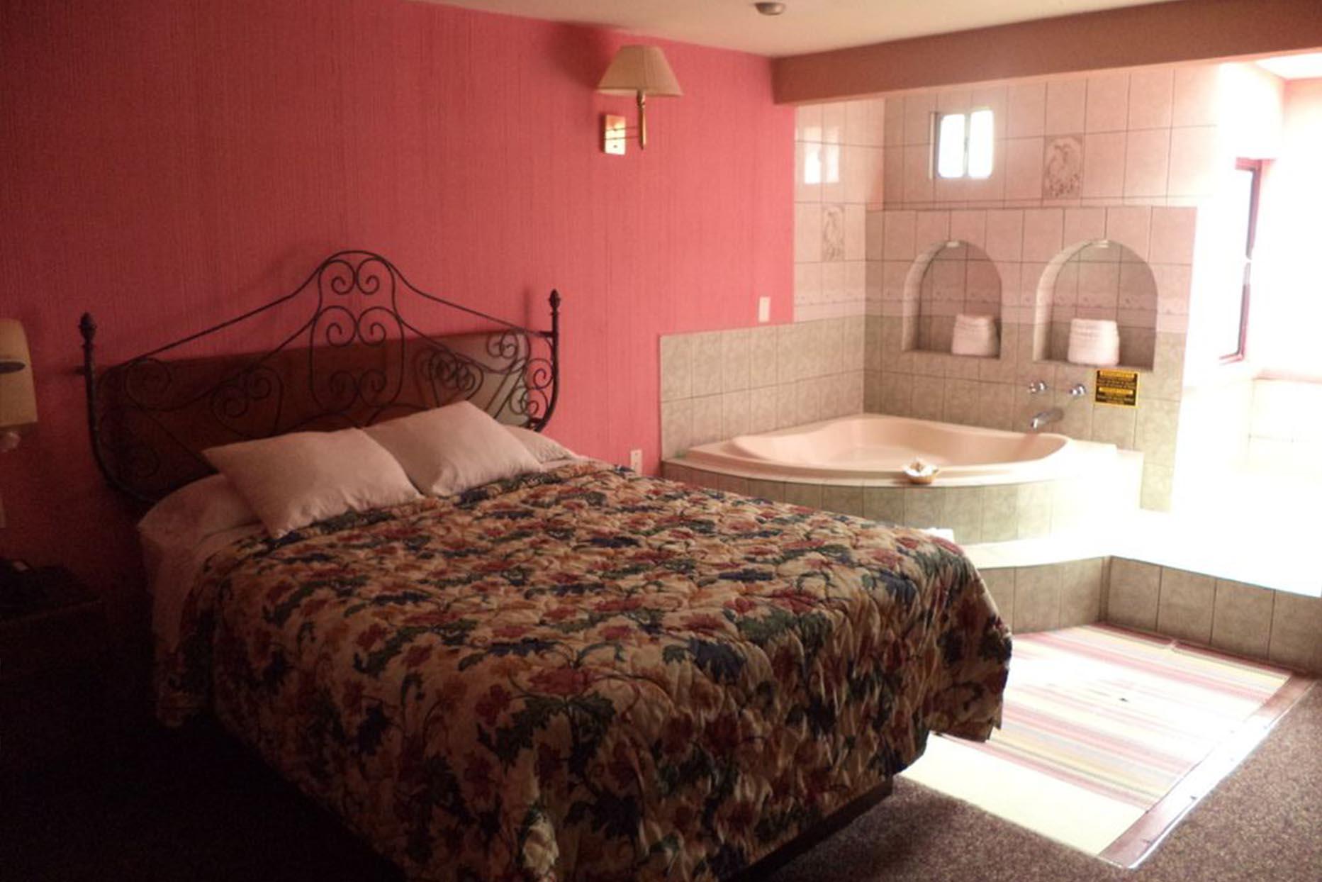 Del Sol Inn cama