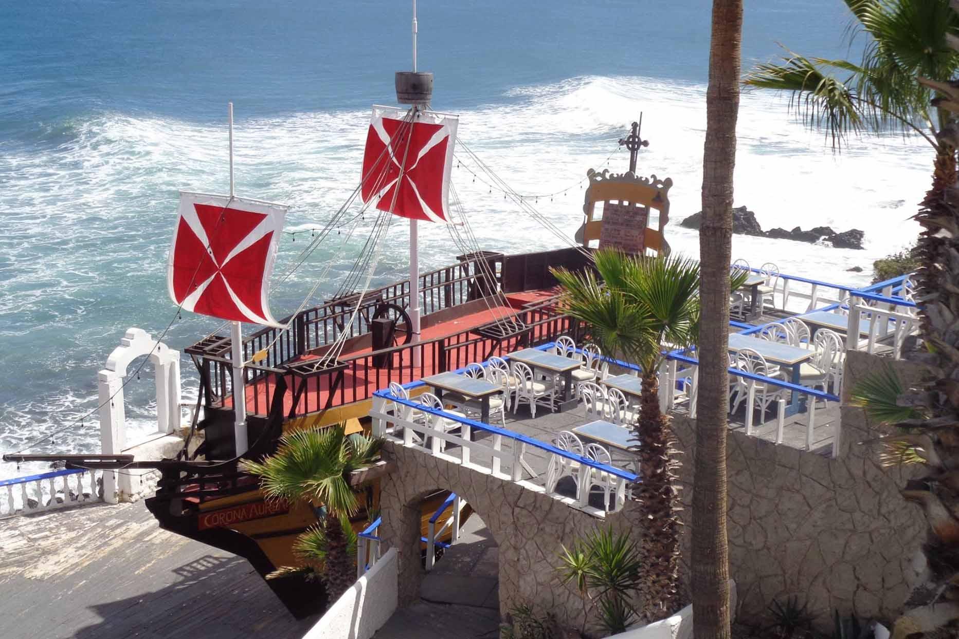 Hotel Calafia Barco