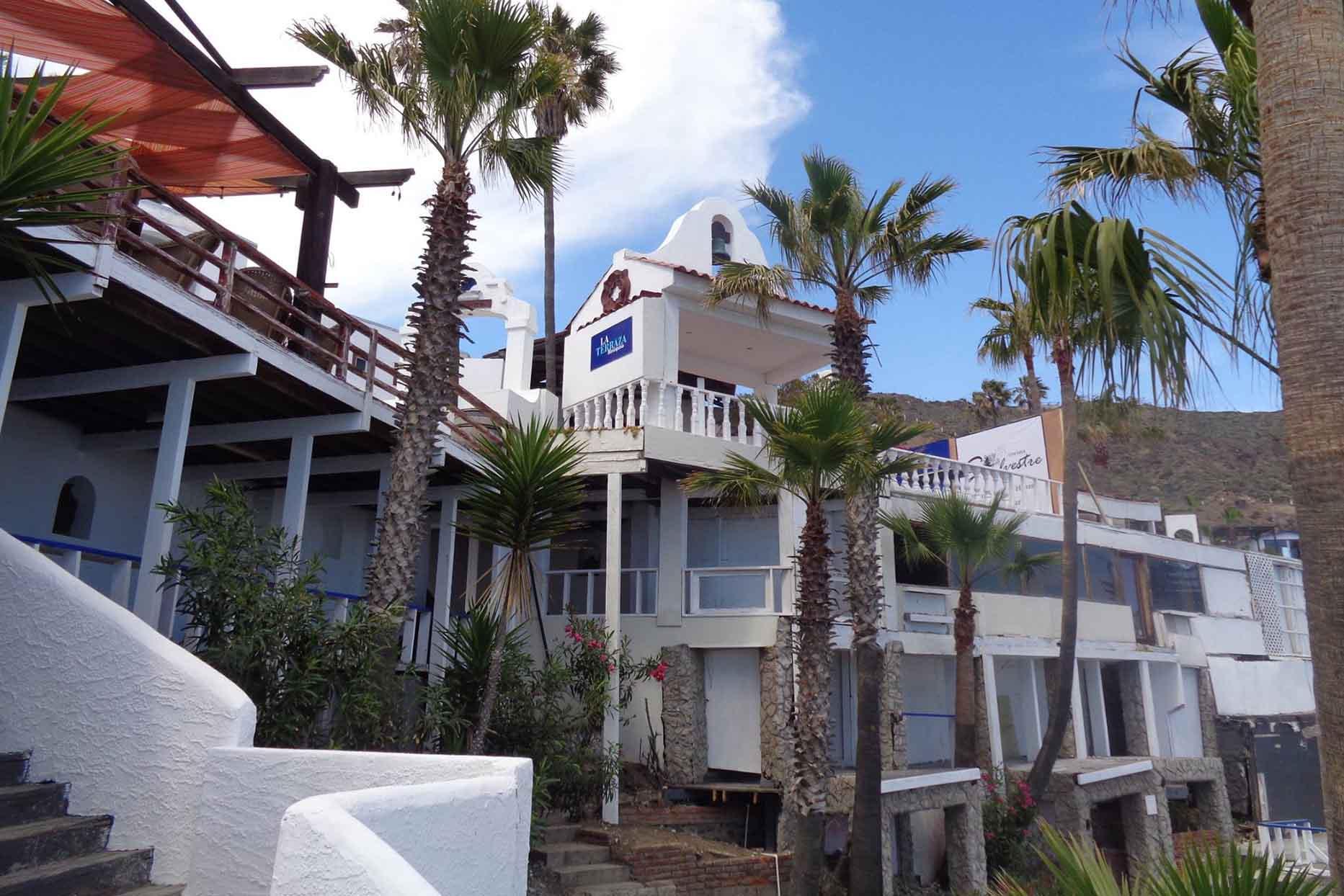 Hotel Calafia vista