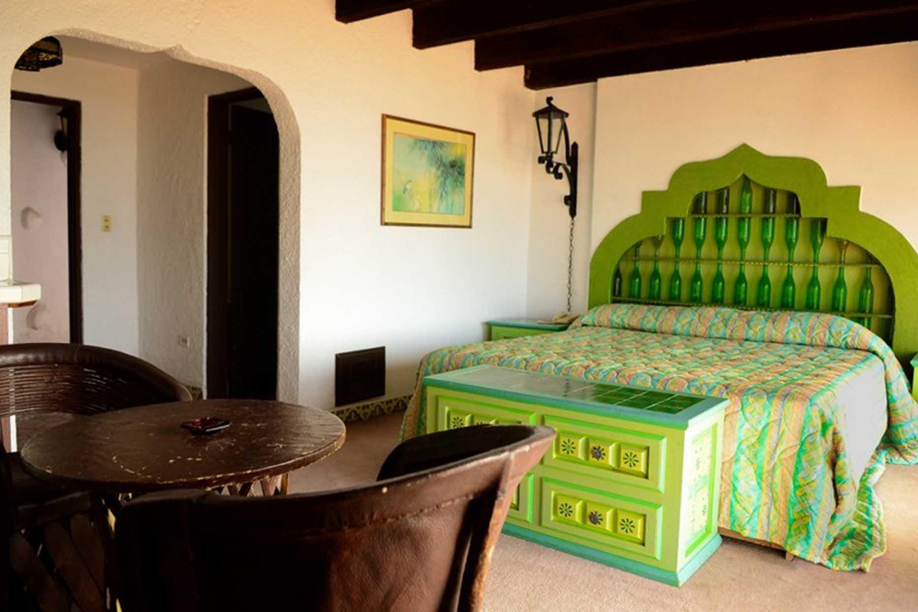 Hotel Castillos del Mar recamara