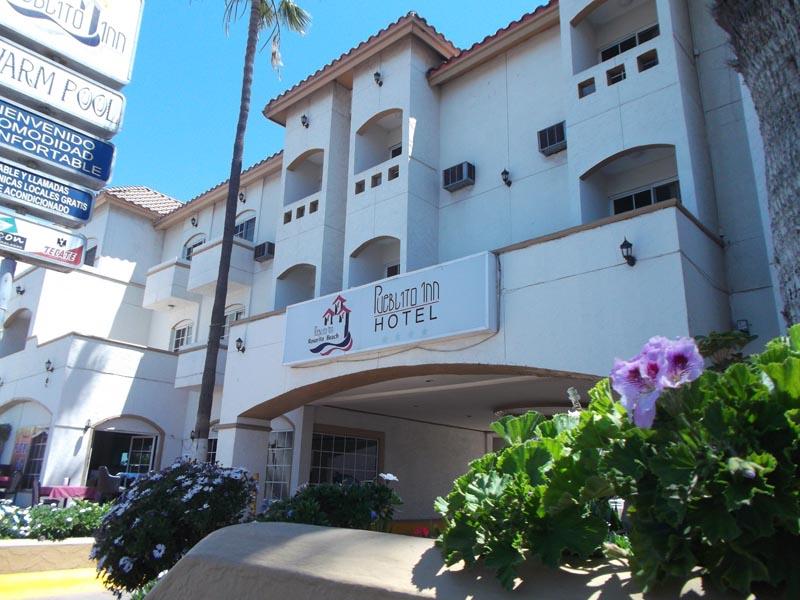Hotel Pueblito Inn vista