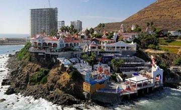 Hotel Calafia, Rosarito Baja California