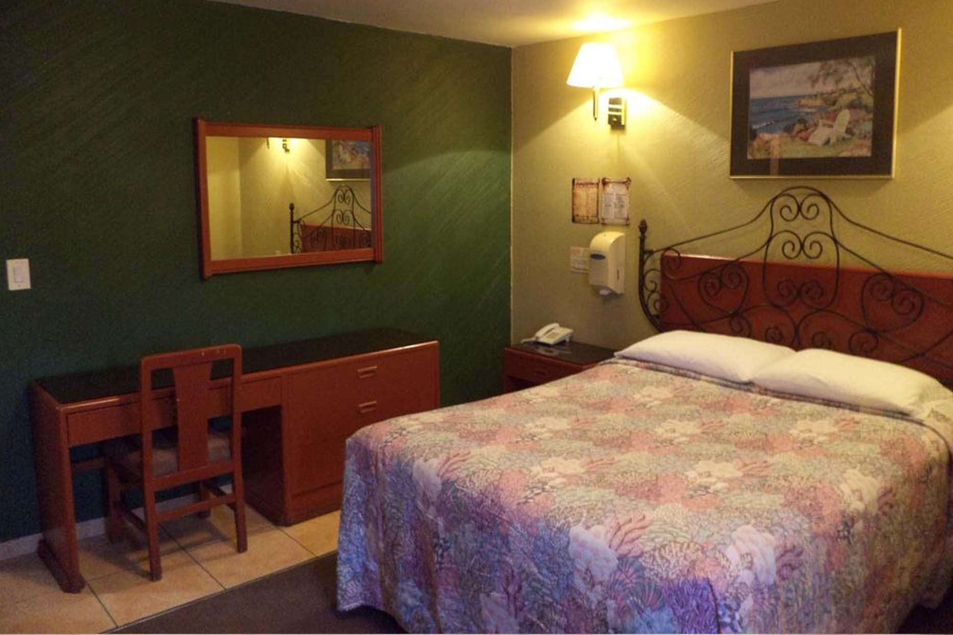 Motel Baja Del Sol Inn cama