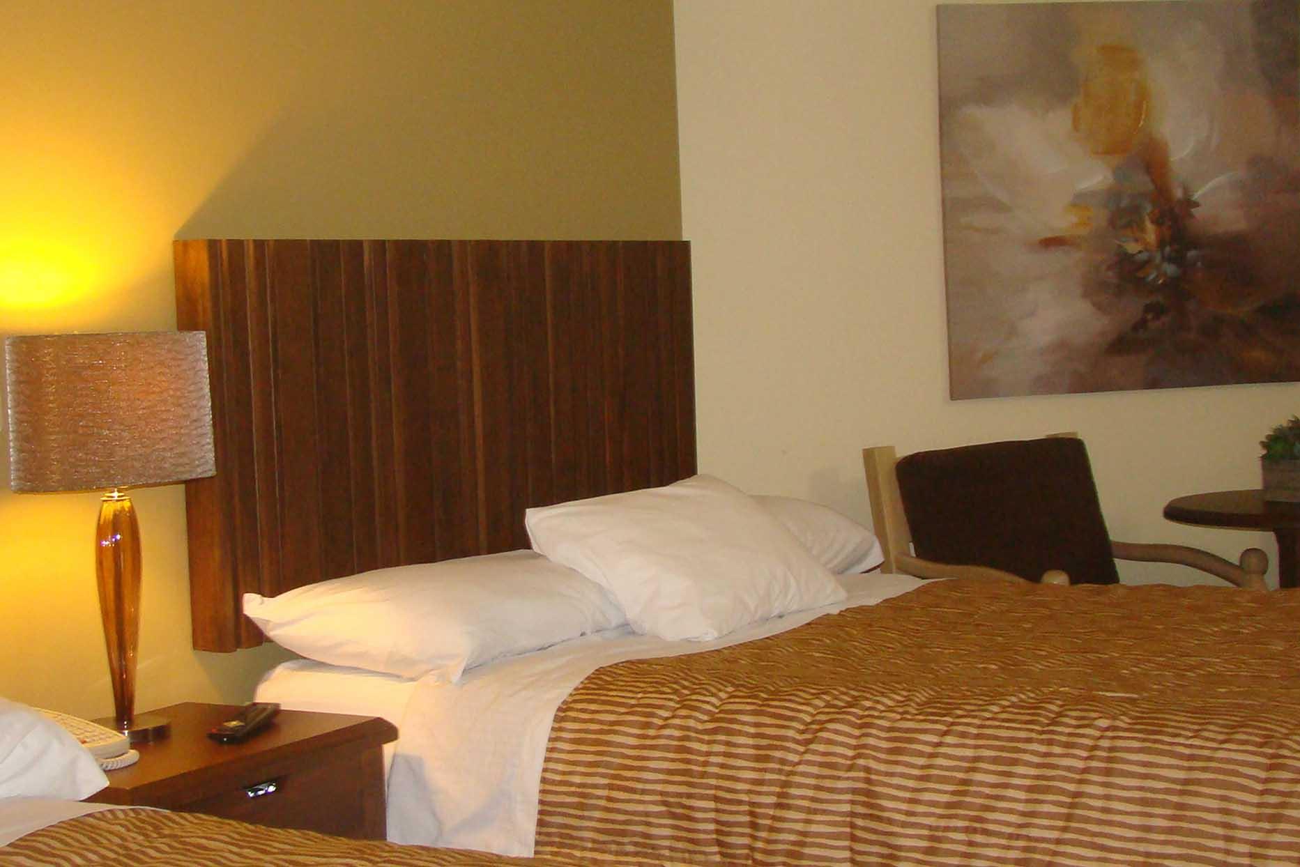 Puerto Nuevo Hotel y Villas en Rosarito habitacion