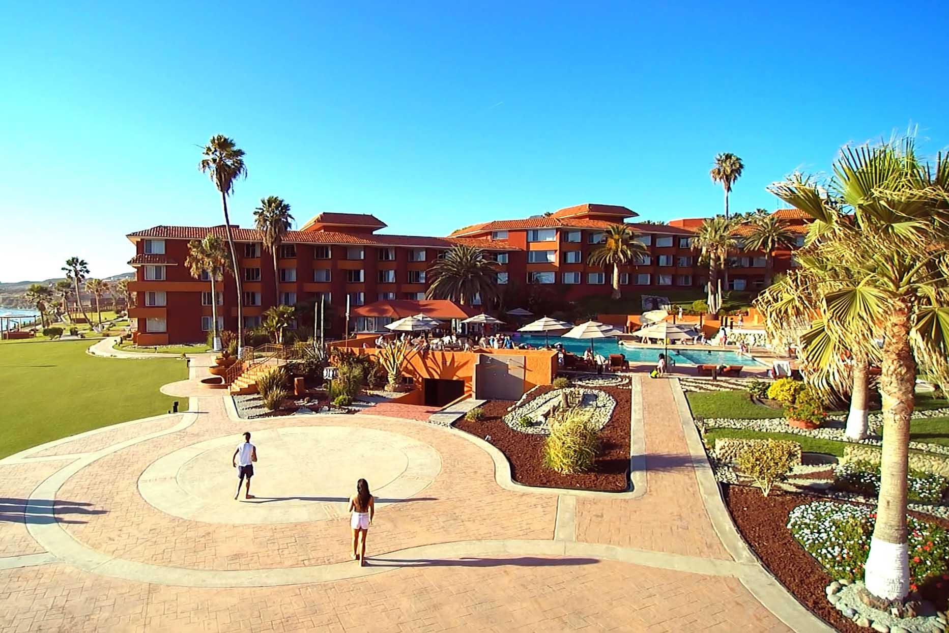 Puerto Nuevo Hotel y Villas en Rosarito