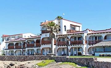 Hotel Castillos del Mar, Rosarito Baja California