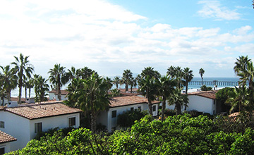 La Paloma Beach and Tennis Resort, Rosarito Baja California