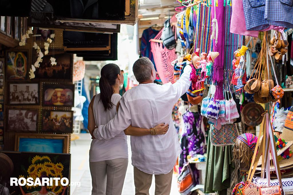 Mercado de Artesanias Rosarito