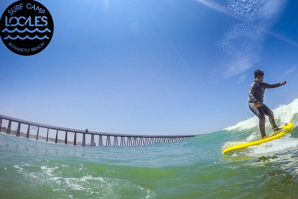Surf en Rosarito