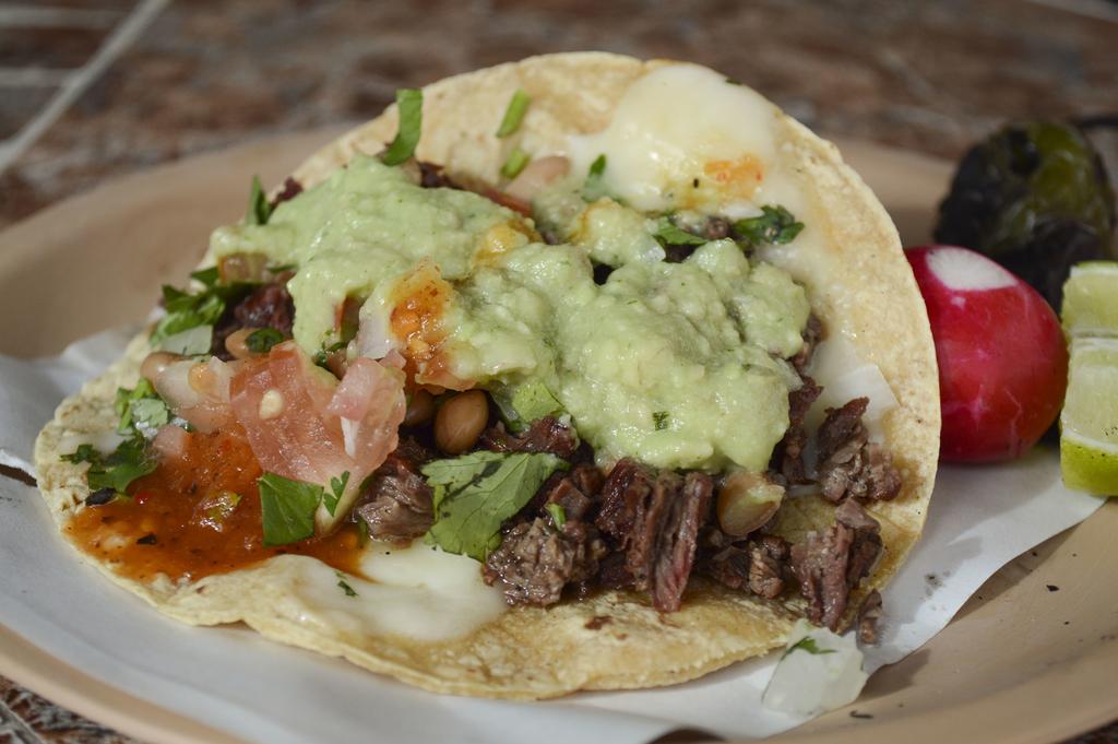 taco chihuahueno taqueria 2000