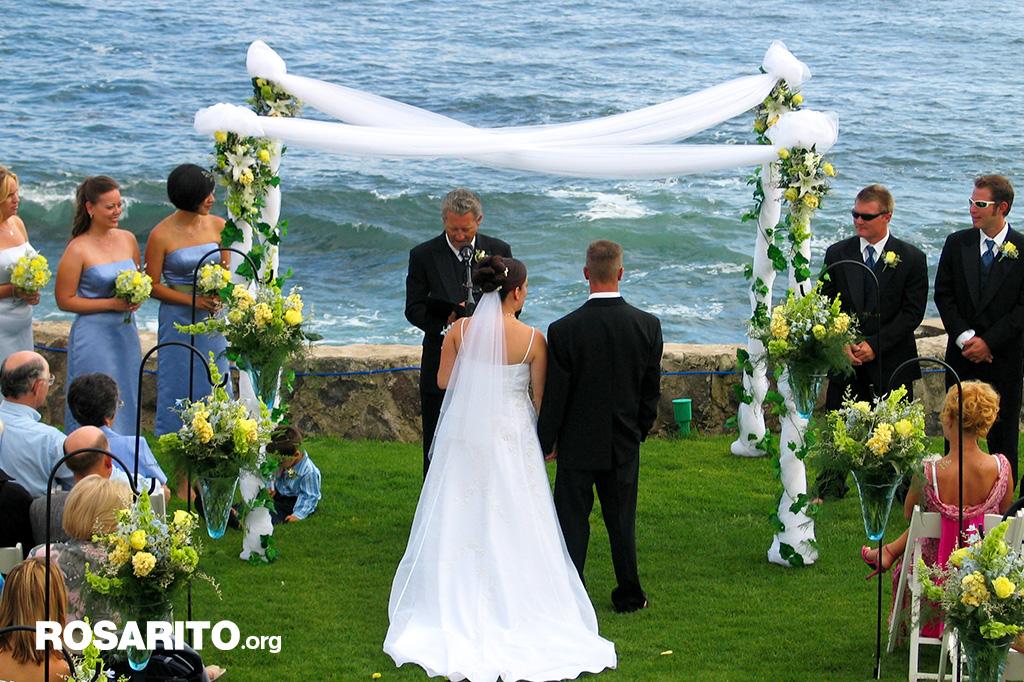 Wedding in Rosarito