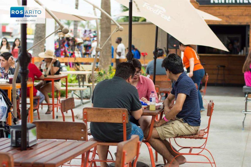 FoodFest Plaza