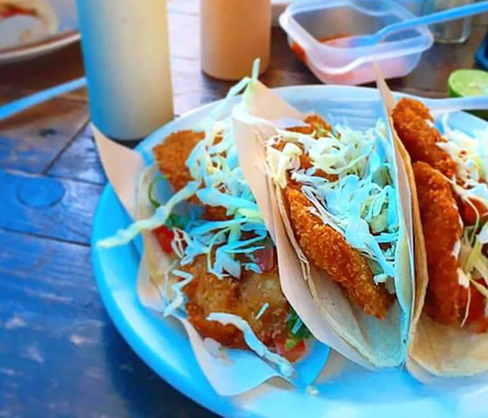 Make Taco Rosarito