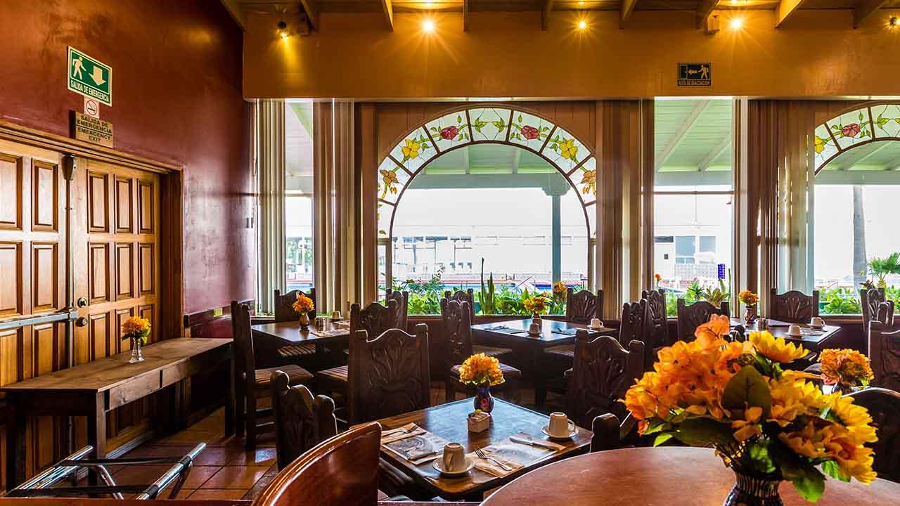 Hotel Rosarito Beach Restaurant