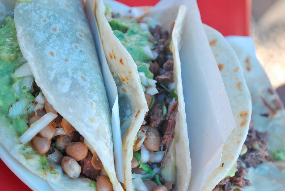 Tacos El Yaqui, Rosarito