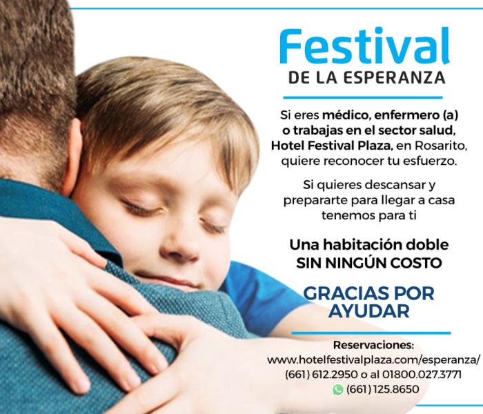 festival de la esperanza