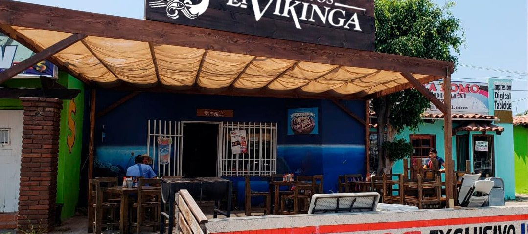 Mariscos La Vikinga