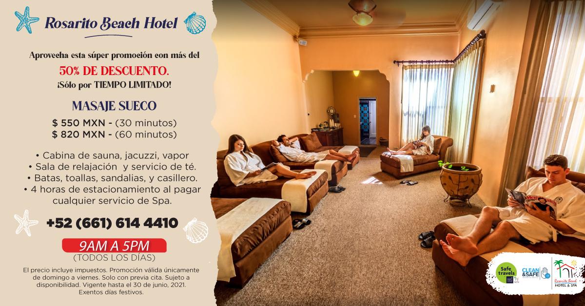Hotel Rosarito